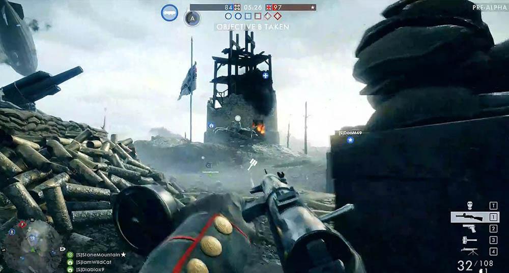 Battlefield Bilgisayar Oyunu